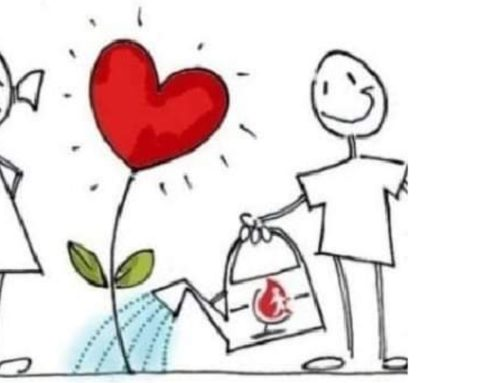14 Ιουνίου – Παγκόσμια Ημέρα Εθελοντή Αιμοδότη